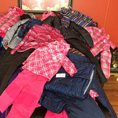 Fourth Annual Snowsuit Purchase - 2014