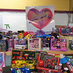 First Annual Toy Drive - 2010