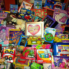 Third Annual Toy Drive - 2012